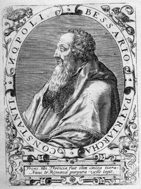 Basilios Bessarion, the bearded papal candidate